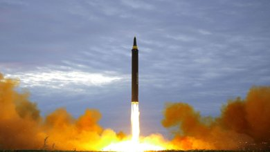 Photo of كوريا الشمالية تطلق صاروخًا باليستيًا جديدًا