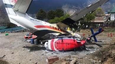 Photo of مقتل 7 أشخاص في تصادم طائرتين بإسبانيا