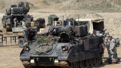 Photo of القوات الأمريكية المشتركة تغلق قاعدة عسكرية كبرى وسط سول