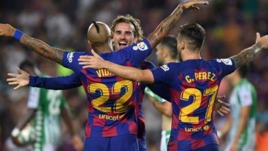 Photo of تعادلٌ مخيب لبرشلونة أمام أوساسونا