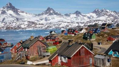 Photo of ترامب يؤكد مجددًا أنه يدرس إمكانية شراء جزيرة جرينلاند