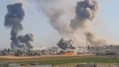 Photo of روسيا: وقف إطلاق النار في إدلب يبدأ غدًا