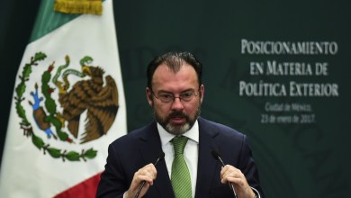 Photo of المكسيك تدعو مواطنيها في أمريكا للإبلاغ عن جرائم الكراهية