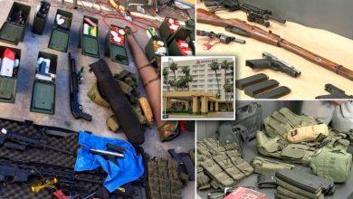 Photo of معلومة صغيرة تنقذ نزلاء فندق في كاليفورنيا من مذبحة