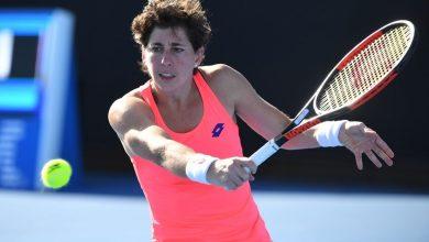 Photo of تغريم لاعبة التنس الإسبانية كارلا سواريز نافارو مبلغ 40 ألف دولار