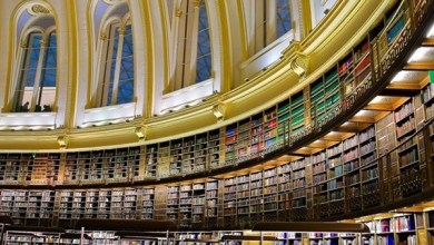 Photo of الصين تتبرع بمئات الكتب لمكتبة في مدينة نيويورك