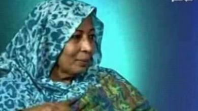 Photo of امرأة تتولى منصب رئيس القضاء لأول مرة في تاريخ السودان