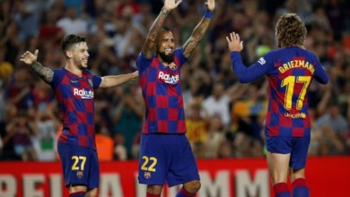Photo of برشلونة يقدم مهرجانًا رائعًا للأهداف وبفوزعلى ريال بيتيس 5-2