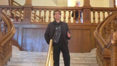 """Photo of أمريكي يتصدر الصحف الكندية بسبب """"قصة حب"""""""