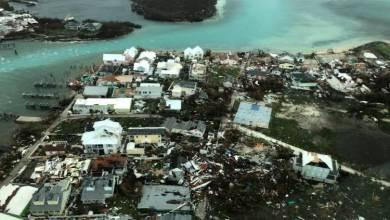 "Photo of الإعصار دوريان يستعيد قوته ويستهدف ""كارولينا"""