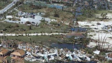 Photo of 76 ألف متضرر من إعصار دوريان يحتاجون إلى مساعدات