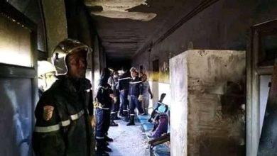 Photo of إقالة مسئولين في الجزائر بعد حريق أودى بحياة 8 رضع