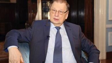 Photo of وفاة السفير الروسي في مصر