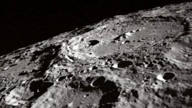 Photo of اكتشاف مادة غامضة على الجانب البعيد من القمر