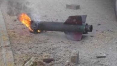 Photo of إسرائيل تعلن سقوط قذيفة على أراضيها أطلقت من مصر