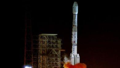 Photo of الصين تطلق 3 أقمار صناعية جديدة