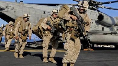 Photo of أمريكا توافق على نشر قوات دفاعية في منطقة الخليج