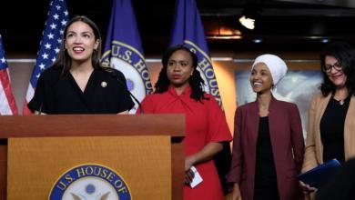 """Photo of ترامب يصف 4 نساء ويهوديين في الكونجرس بـ""""الهمج"""""""