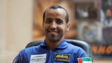 Photo of التحام المركبة التي تقل أول إماراتي بمحطة الفضاء الدولية