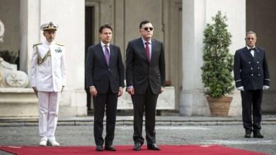 Photo of ألمانيا تسعى لطمأنة إيطاليا وفرنسا بشأن مؤتمر برلين حول ليبيا