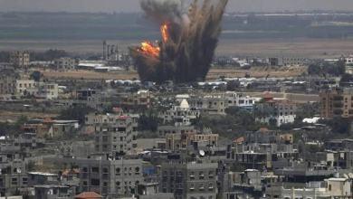 Photo of التحالف العربي يشن هجومًا على مخازن أسلحة للحوثيين