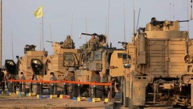 Photo of دخول آليات عسكرية تابعة للقوات الأمريكية إلى الأراضي السورية