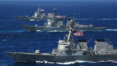 Photo of أمريكا تقود أكبر مناورة بحرية في العالم لردع تهديدات الملاحة في الخليج
