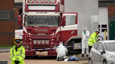 Photo of ارتفاع عدد المشتبه بهم في حادث الـ39 جثة ببريطانيا