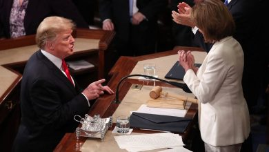 Photo of ترامب يلتقي بيلوسي لأول مرة منذ بدء تحقيق العزل بحقه