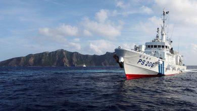 Photo of قارب صيد كوري شمالي يصطدم بسفينة دورية يابانية
