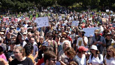 Photo of ناشطة أمريكية تعلن تنظم مسيرة مؤيدة لدونالد ترامب