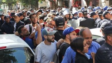 Photo of منع مسيرات طلابية لأول مرة منذ بدء الحراك الجزائري