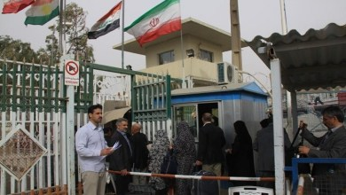 Photo of إيران تغلق معبرين حدوديين مع العراق