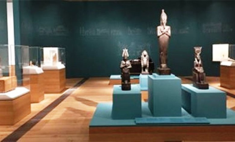 "Photo of معرض ""أسرار مصر الغارقة"" يبهر الزوار في كاليفورنيا"