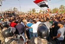 Photo of قتلى وجرحى واعتقالات إثر تصاعد الاحتجاجات في العراق