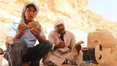 Photo of الكشف عن أول منطقة صناعية فرعونية في مصر