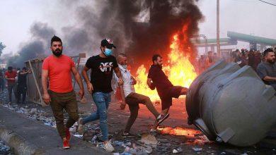 Photo of ارتفاع عدد قتلى المظاهرات في العراق إلى 44 ومئات المصابين