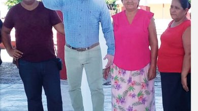 Photo of محافظ مكسيكي يرسل صورته بدلًا منه للمشاركة في مناسبة رسمية!