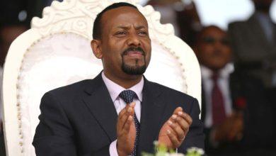 Photo of رئيس وزراء إثيوبيا: جائزة نوبل تمنحني طاقة لعمل أكبر نحو السلام