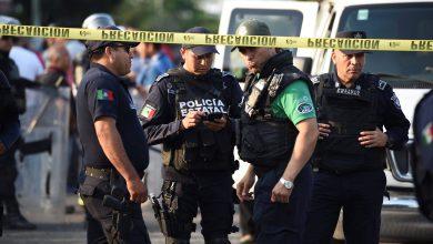 Photo of مصرع 13 من رجال الشرطة المكسيكية في هجوم مسلح غرب البلاد