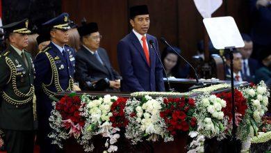 Photo of جوكو ويدودو يؤدي اليمين الدستورية رئيسًا لإندونيسيا لولاية ثانية