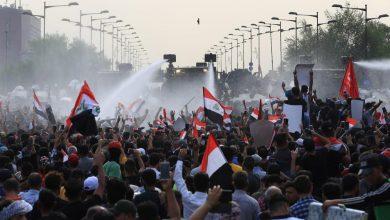 Photo of إعلان حظر للتجوال في بغداد وتشكيل لجنة لتعديل الدستور