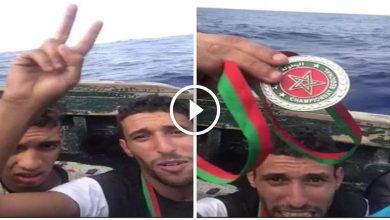 Photo of بطل المغرب في التايكواندو يهاجر بطريقة غير شرعية إلى إسبانيا