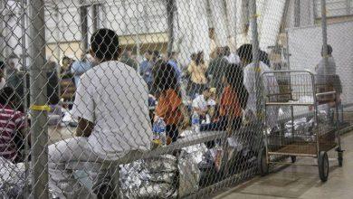 Photo of أمريكا تحتجز 100 ألف طفل لأسباب تتعلق بالهجرة