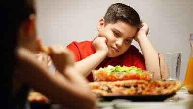 Photo of دراسة: الأطفال أكثر عرضة للسمنة بسبب تدليل والديهم