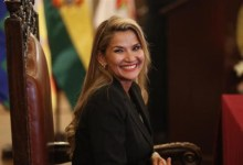 Photo of واشنطن تدعم رئيسة بوليفيا المؤقتة