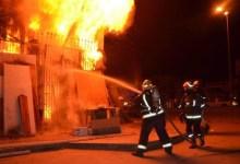Photo of 23 قتيلاً ومصابًا جراء حريق بخط وقود في مصر