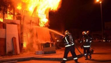 Photo of قتلى ومصابون في حريق بخط وقود في مصر