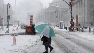 Photo of طقس شديد البرودة يضرب أغلب الولايات الأمريكية الأسبوع القادم