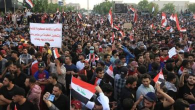 Photo of مقتل 125 متظاهرًا وإصابة 8459 في مظاهرات العراق